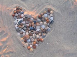 Das Symbol Des Valentinstags Auf Jeder Valentinskarte 2013: Ein Herz  (@Schimmerlos, Creative
