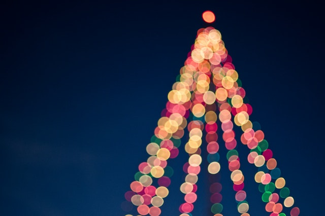 Weihnachtskarten Firmenkunden