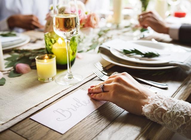 Hochzeitskarte drucken