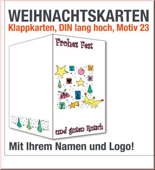 Weihnachtskarten Comic.Din Lang Weihnachtskarten Mit Comic Weihnachtsmotiven